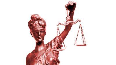 La Justicia debe ponerse los pantalones largos