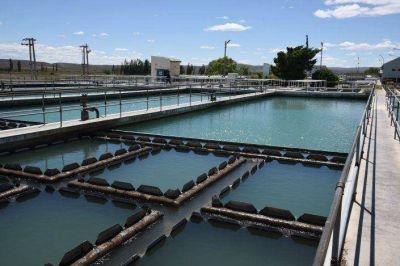 Por las bajas reservas, la SCPL anunció un nuevo corte el agua