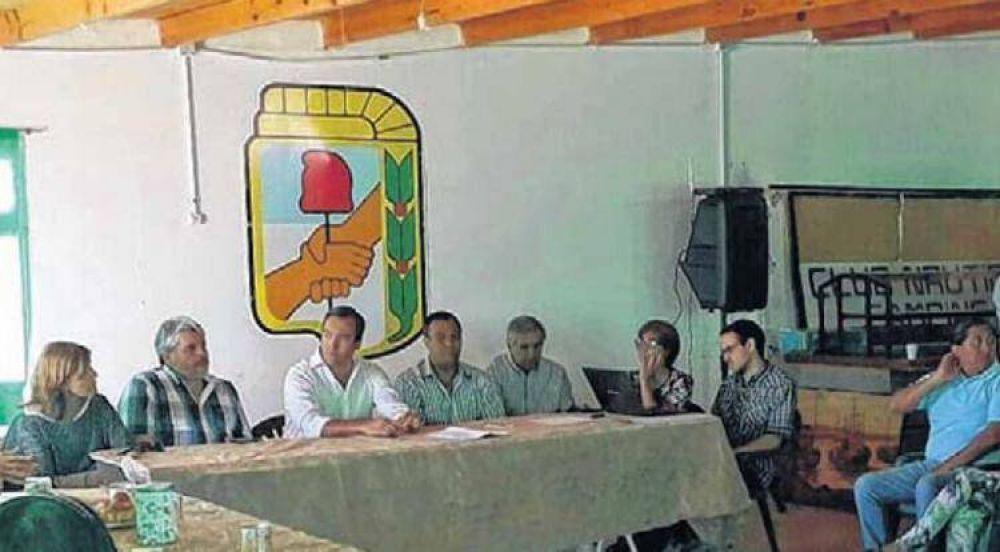 El PJ no tendrá interna: se presentó una sola lista que deja a Soria al frente del partido