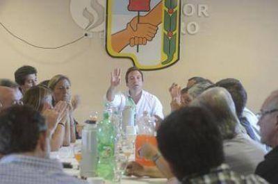 """Ausencia del """"pichettismo"""" en única lista para el consejo del Partido Justicialista"""