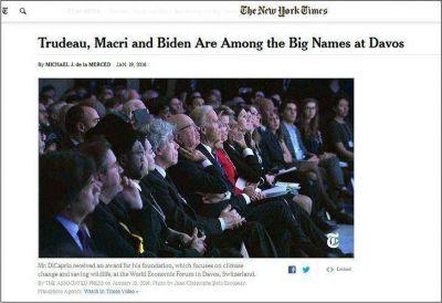 Para el New York Times, Macri es uno de los