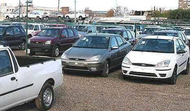 Creció la venta de autos usados en julio