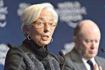 Volver al FMI como si nada hubiera pasado