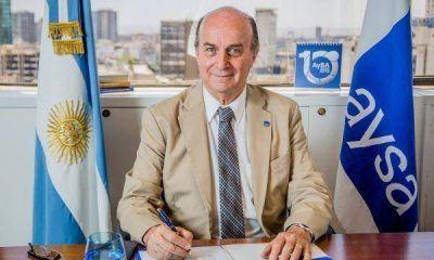 Gobierno design� a Jose Luis Inglese como nuevo presidente de Aysa
