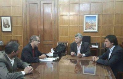 Cipolini llevó a la Nación las inquietudes del sector productivo