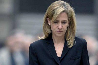 Barcelona repudia a la infanta Cristina retirándole la máxima distinción