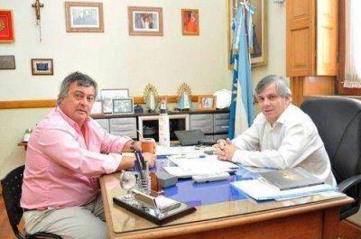 Britos hace fuerza para que se inicie el tramo de la autovía Mercedes-Bragado