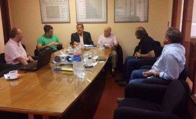 """""""Lalo Ramos me contactó con empresarios y me acompañó, pero no es asesor"""""""