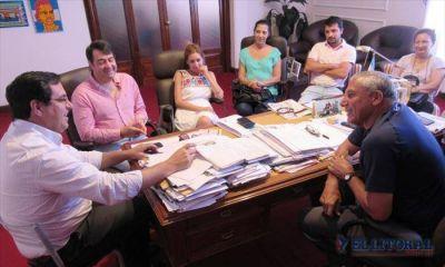 Intendentes retoman gestiones por el puente Goya - Reconquista