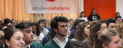 Scholas reúne a más de 300 estudiantes en su primera actividad en España
