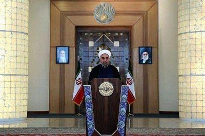 El Papa recibirá al presidente iraní Hasan Rohani
