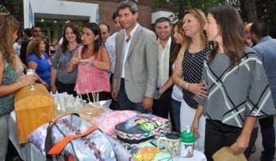 La secretaria de Economía Social de la Nación firmó convenios en San Juan