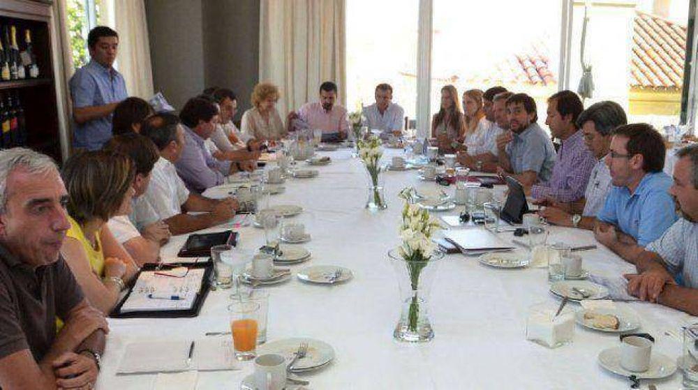 Pérez, Ciurca y poco más de la mitad de los funcionarios presentaron su declaración jurada