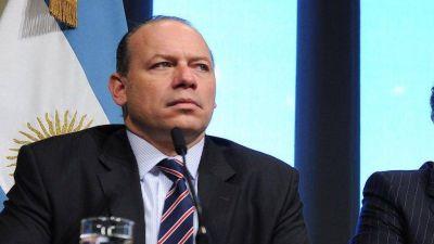 """Triple crimen: Sergio Berni, imputado por """"encubrimiento"""""""