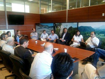 Provincias del NOA Cuyo se reunieron para avanzar en la ley de bosque nativo