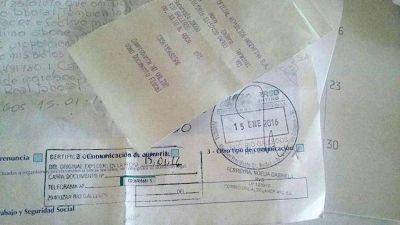 Lázaro ofrece 60 mil pesos a los trabajadores, solo un quinto (1/5) de la indemnización que les corresponde