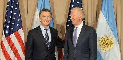 Biden ofreció ayuda en lucha contra el narcotráfico