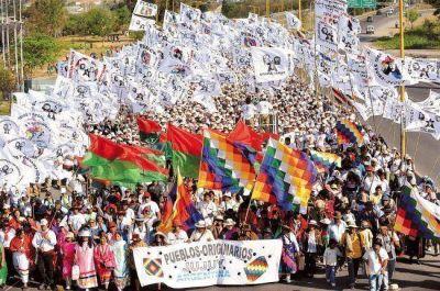 Jornada de protesta con cortes en todo el país