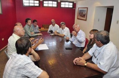 Legisladores nacionales acompa�an a Jalile