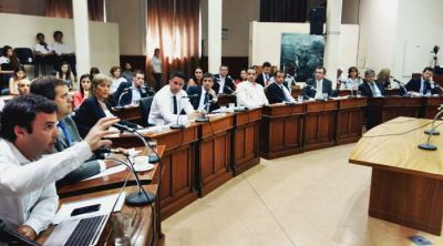 El Concejo Deliberante aprob� por unanimidad el Presupuesto 2016