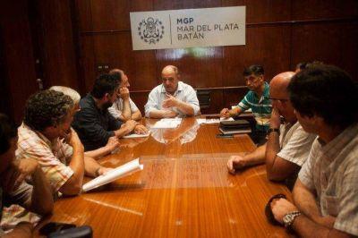 Arroyo brindó su apoyo a ex Combatientes de Malvinas