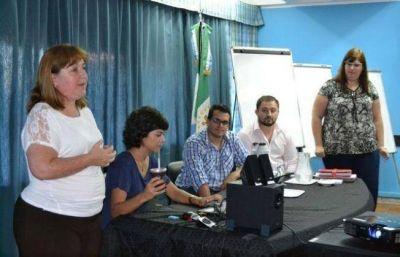 Funcionarios y equipos técnicos trabajan en el Plan de Gobierno 2015-2019