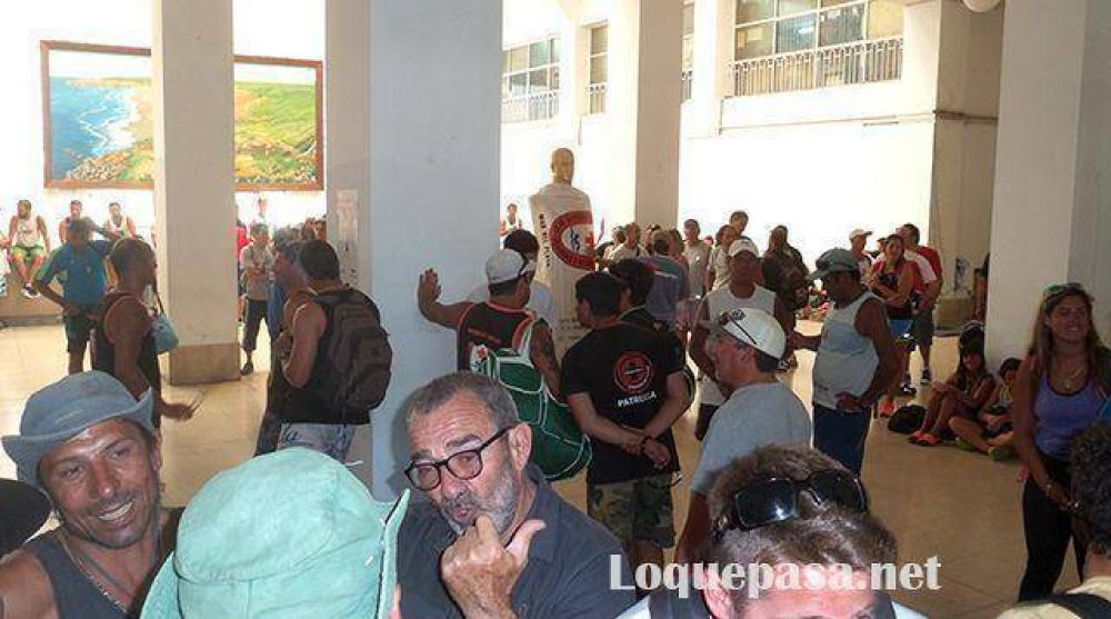 Avanzaron las negociaciones entre Guardavidas y la comuna