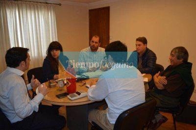 Concejales se reunieron con funcionarios del Municipio