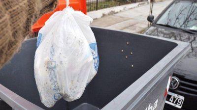 Los neuquinos ya se acostumbran a separar la basura