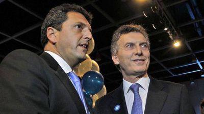 En Davos, Macri posicionó a Massa como el próximo líder del PJ