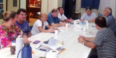 El Partido Socialista Auténtico visita al Sindicato de Luz y Fuerza Mar del Plata