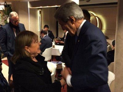 Malcorra aseguró que se prepara un encuentro entre Macri y Obama