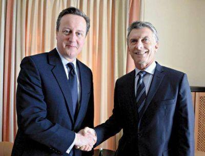 Gran Bretaña ratificó su posición por las Islas