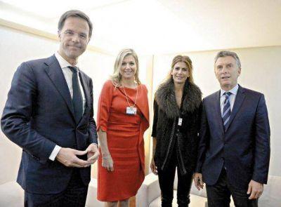 De la realidad virtual a la política y los negocios en Davos
