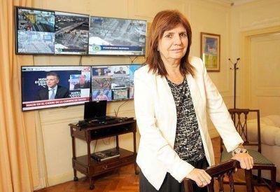 """Patricia Bullrich: """"Sabemos que nos movemos en tierras movedizas"""""""