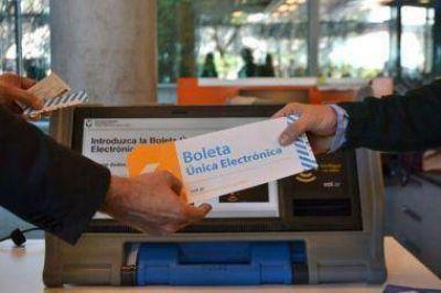 Aplicar�n el voto electr�nico en algunos municipios de San Juan