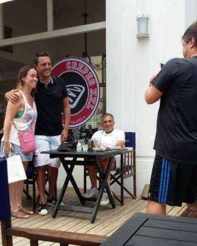 Reunión en Pinamar entre Massa y Cariglino ¿por un cargo?