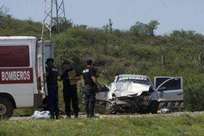 Catamarca tercera en el NOA en cantidad de muertos por accidentes