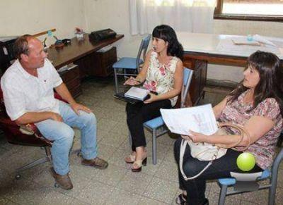 REUNIONES ENTRE DEFENSA DEL CONSUMIDOR Y REFERENTES DE ABSA, EDEN S.A. Y CAMUZZI GAS PAMPEANA S.A.