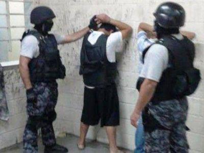 Líder narco fue trasladado a la cárcel U9 de Neuquén