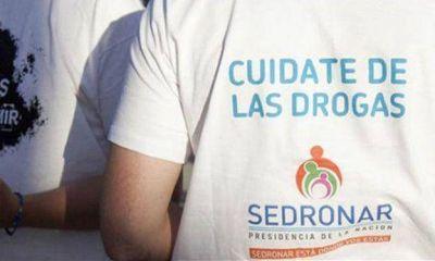Sedronar y Provincia coordinan acciones en la prevencion de adicciones