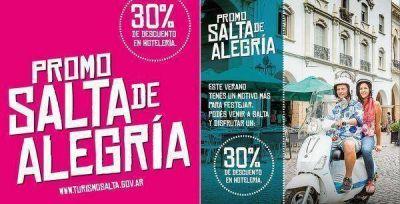 Salteños podrán disfrutar de importantes descuentos en hoteles de la Provincia