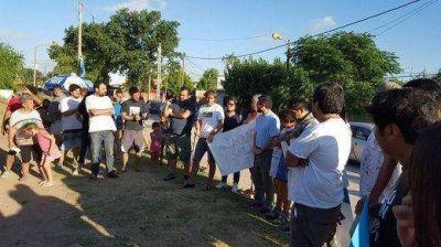 """Jornada solidaria """"Ningún preso político en Democracia"""""""