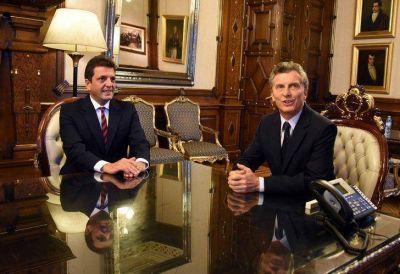 Ya son 8 los hombres del Frente Renovador que trabajan para Macri