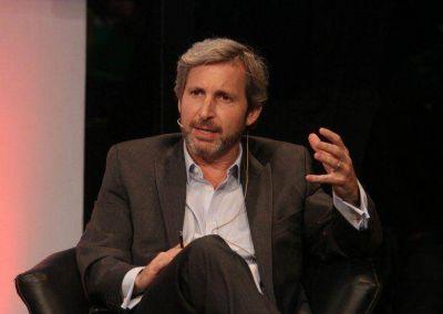 Frigerio convocó a todos los partidos políticos para discutir la reforma electoral