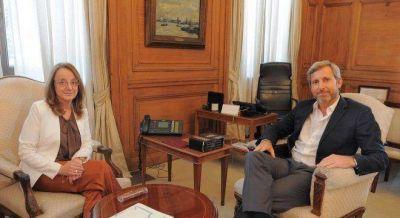 "Frigerio va a ""escuchar"" a los gobernadores, pero no habrá ofertas concretas"