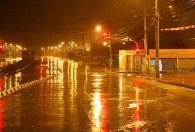 Alerta por tormentas para Santiago