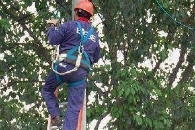Edese anunció que habrá cortes en el servicio eléctrico por mejoras