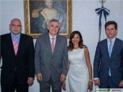 Juraron el Fiscal Anticorrupción, la Jueza de Minas y el Director de JEMSE