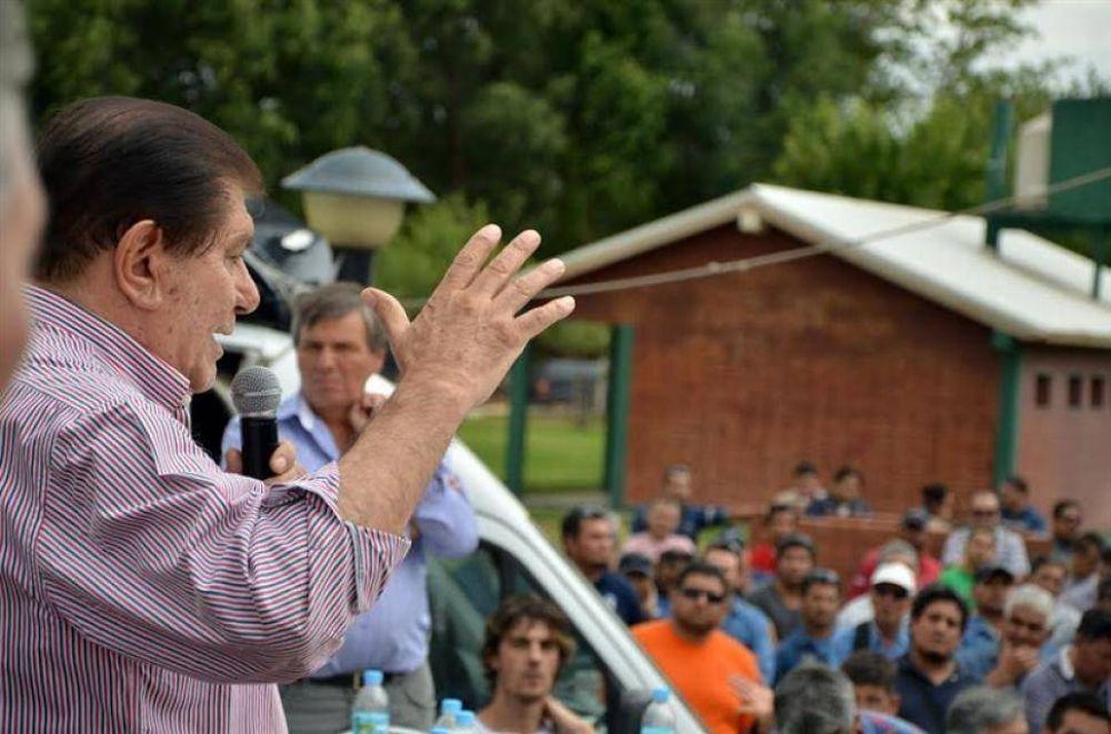 Guillermo Pereyra seguirá al frente de los petroleros
